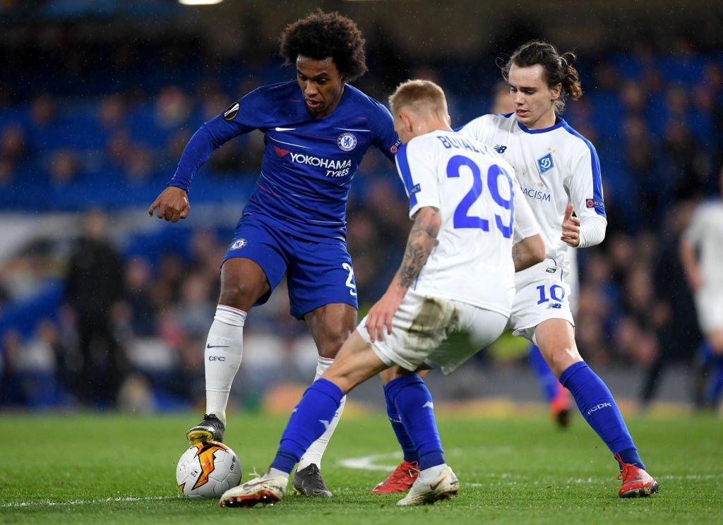 Dynamo Kyjev – Chelsea Facebook: Foci Tippek: FC Dynamo KIJEV Vs FC. CHELSEA, Európa Liga