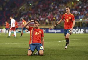 Foci tippek Spanyolország U21 - Franciaország U21