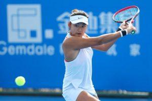 Tenisz tippek Katerina Siniakova vs Yafan Wang