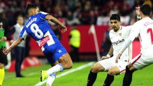 Foci Espanyol – Sevilla – 2019.08.18 – spanyol La Liga