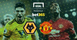 Wolves vs Manchester United foci