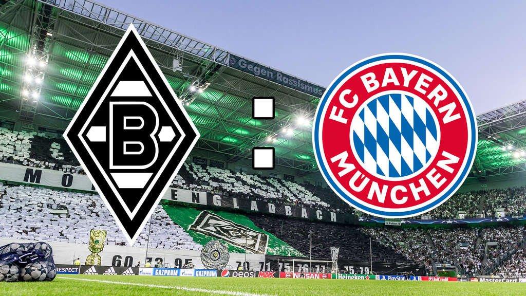 Bayern München Gegen Mönchengladbach