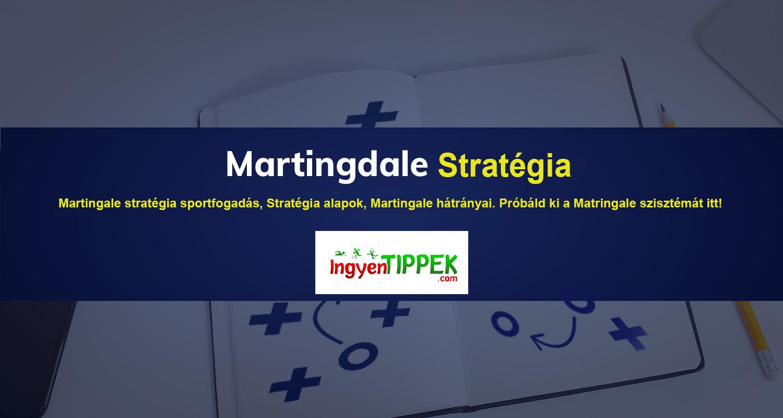 Martingale Stratégia sportfogadáshoz